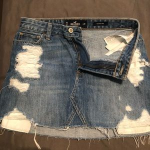 Hollister High Rise Skirt Size 7R